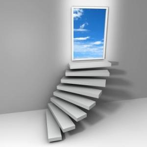 Stairway To Heaven. Image courtesy of Idea go at FreeDigitalPhotos.net